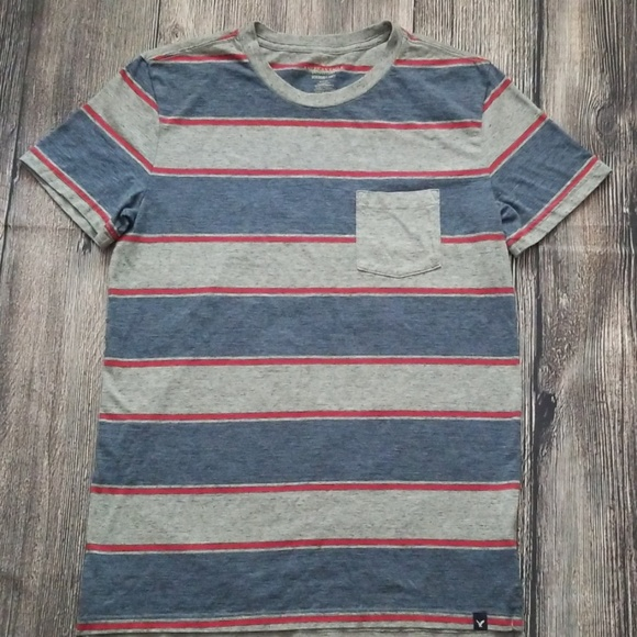 American Eagle Outfitters Other - American Eagle Seriously Soft Pocket Tshirt S